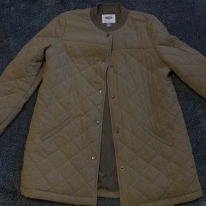 Old Navy Quilted Coat